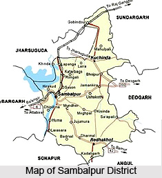Sambalpur District, Orissa