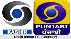 Indian Regional DD Channels