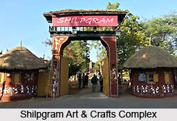 Shilpgram, Udaipur, Rajasthan