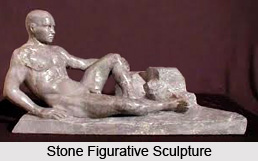 Styles of Stone Sculptures, Indian tribal art
