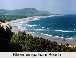 Tourist places in Visakhapatnam, Andhra Pradesh