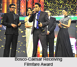 Bosco-Caesar, Indian Choreographers