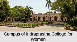 Indraprastha College for Women, Sham Nath Marg, New Delhi