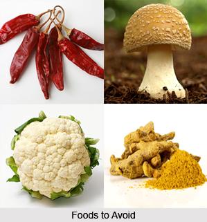 Diet for Vata Dosha