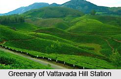 Vattavada Hill Station, Kerala