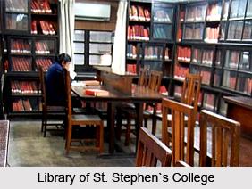 St. Stephen's College, University Enclave, New Delhi