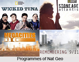 National Geographic Channel, Indian Entertainment Channel