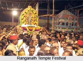 Ranganath Temple Festival, Karnataka