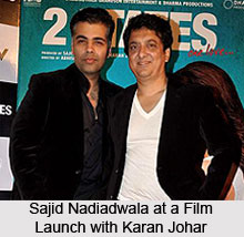 Sajid Nadiadwala, Indian Movie Producer