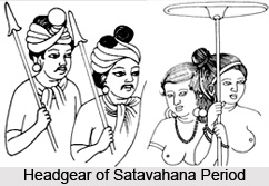 Hairstyles and Headgear in South India Sculptures