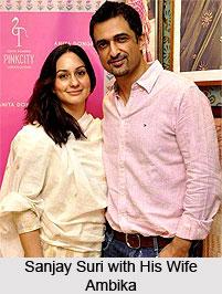 Sanjay Suri, Indian Actor