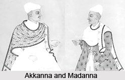 Akkanna and Madanna ,Ministers of the Golconda Sultans