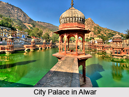 Alwar City, Rajasthan