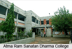 Atma Ram Sanatan Dharma college , Delhi
