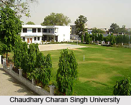 Chaudhary Charan Singh University , Meerut, Uttar Pradesh