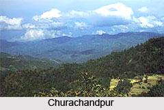 Churachandpur, South Manipur