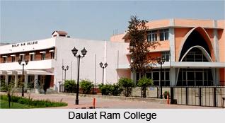 Daulat Ram College, Patel Marg, New Delhi