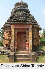 Dishisvara Shiva Temple, Orissa