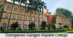 Doongarsee Gangjee Ruparel College, Mumbai