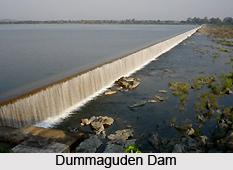 Dummaguden Dam, Andhra Pradesh