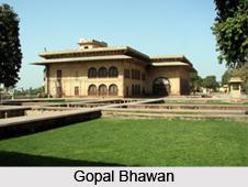 Gopal Bhawan, Deeg Palace