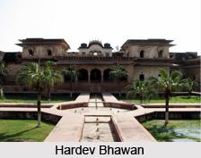 Hardev Bhawan, Deeg Palace