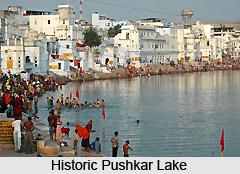 History of Pushkar , Rajasthan