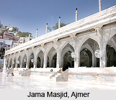 Jama Masjid ,Ajmer, Rajasthan