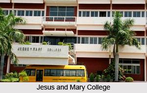 Jesus and Mary College, Chanakyapuri, New Delhi