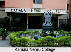 Kamala Nehru College , Defence Colony , New Delhi