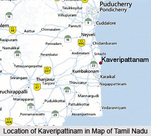 Kaveripattinam, Chola Port City of India