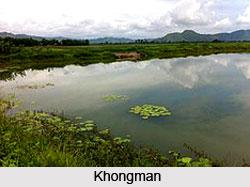 Khongman, Manipur