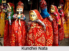 Kundhei Nata, Indian Puppetry