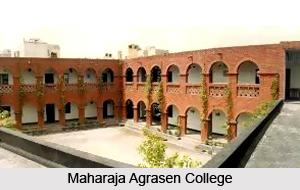 Maharaja Agrasen College, Mayur Vihar, Delhi
