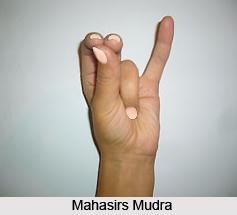 Mahasirs Mudra, Yoga