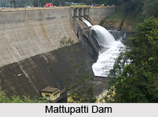 Mattupatti Dam, Kerala
