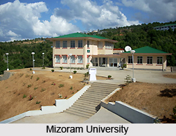 Mizoram University, Mizoram