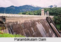 Parambikulam Dam, Kerala