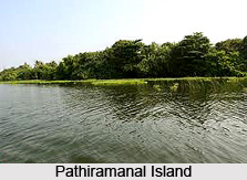 Pathiramanal Island, Alappuzha district, Kerala