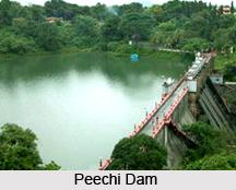 Peechi Dam, Kerala
