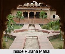 Purana Mahal, Deeg