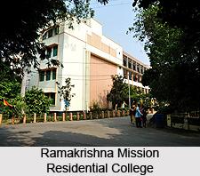 Ramakrishna Mission Residential College ,  Narendrapur