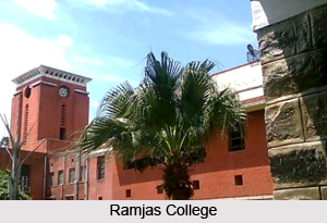 Ramjas College , University Enclave, New Delhi