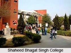 Shaheed Bhagat Singh College , Delhi