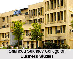 Shaheed Sukhdev College of Business Studies,  New Delhi