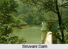 Siruvani Dam, Kerala