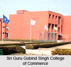 Sri Guru Gobind Singh College of Commerce, Pitam Pura, Delhi