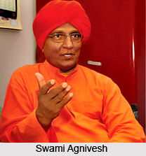 Swami Agnivesh, Indian Saint