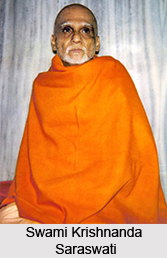 Swami Krishnanda Saraswati, Indian Saint