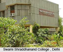 Swami Shraddhanand College , Delhi